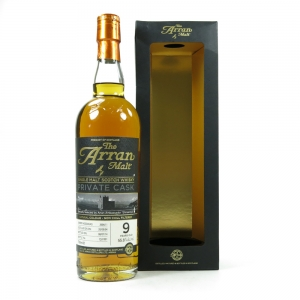 Arran 2004 Private Cask 9 Year Old / Shinanoya