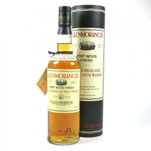 Glenmorangie Port Wood Finish Front