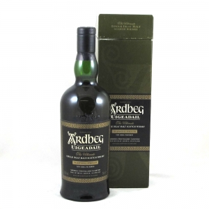 Ardbeg Uigedail First Release 2003 - Front
