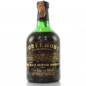 Tobermory 12 Year Old 1980s