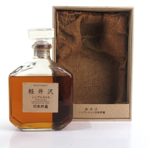 Karuizawa 10 Year Old 100% Malt Whisky 72cl / Ocean