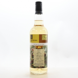 Bowmore 2002 Whisky Agency 11 Year Old / Three Rivers & The Auld Alliance