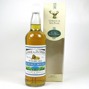 Glenlivet 15 Year Old Gordon and Macphail fRONT