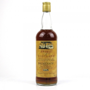 Balmenach 1972 Spirit of Scotland 75cl / US Import