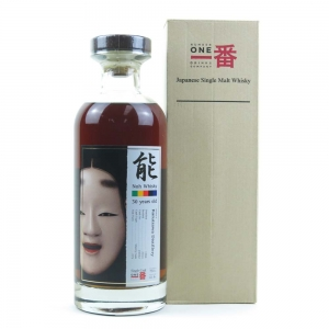 Karuizawa 1984 30 Year Old Noh Cask Single Cask #3032 75cl