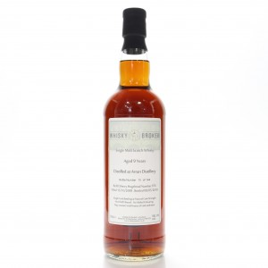 Arran 2008 Whisky Broker 9 Year Old