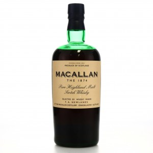 Macallan 1874 Replica 75cl / US Import