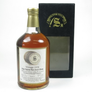 Macduff 1978 Signatory 17 Year Old
