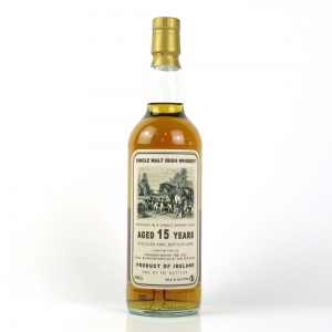 Ireland 2001 Sansibar 15 Year Old Single Sherry Cask