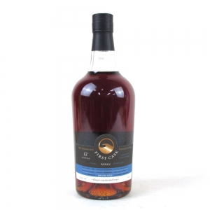 Arran 2001 First Cask 12 Year Old / 10th Anniversary