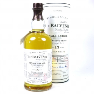 Balvenie 1979 15 Year Old Single Barrel