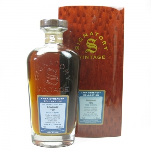 Bowmore 1970 Signatory 35 Year Old