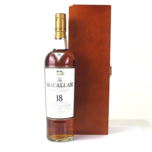 Macallan 18 Year Old 1991