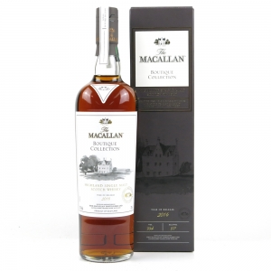 Macallan Boutique Collection 2016 Release