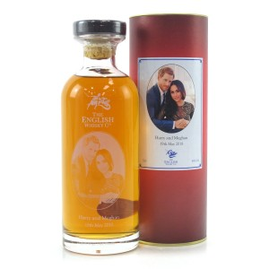 English Whisky Co / 2018 Royal Marriage Decanter
