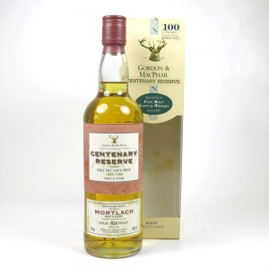 Mortlach 1984 Gordon and Macphail Centenary Malt