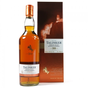 Talisker 30 Year Old 2013 Release