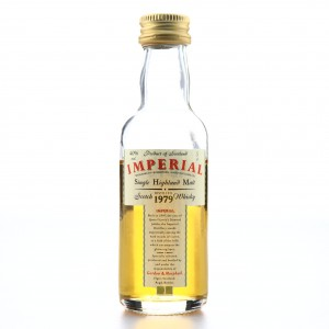 Imperial 1979 Gordon and MacPhail Miniature