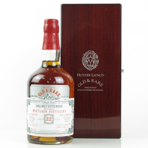 Mortlach 1992 Hunter Laing 22 Year Old