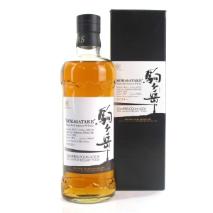 Mars Komagatake 2012 Single Cask #1559 / Campbelltoun Loch 15th Anniversary Tour