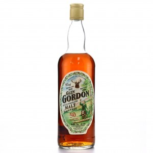 Glen Gordon 1939 Gordon and MacPhail 50 Year Old