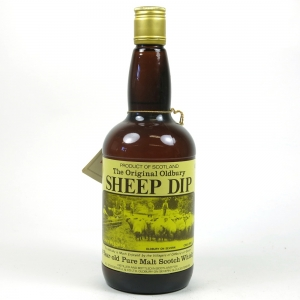Sheep Dip 8 Year Old 1980s