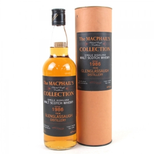 Glenglassaugh 1986 Gordon and MacPhail