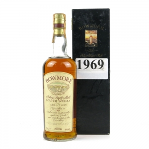 Bowmore 1969 25 Year Old 70cl
