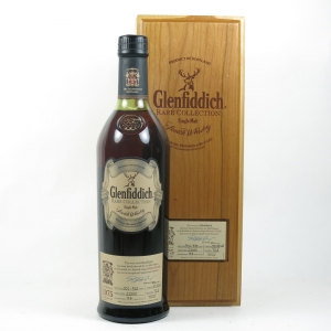 Glenfiddich 1975 Rare Collection 34 Year Old front