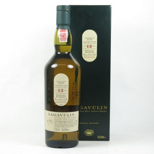 Lagavulin 12 Year Old 2006 Release front
