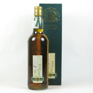 Macallan 1968 Duncan Taylor Cask Strength Rare Auld 38 Year Old front