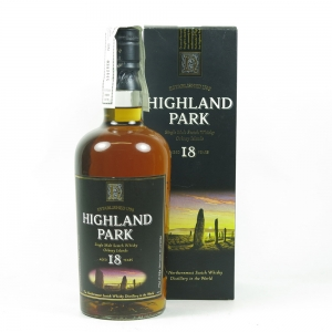 Highland Park 18 Year Old 2000s front