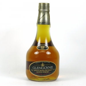 Glengoyne 17 Year Old 75cl front