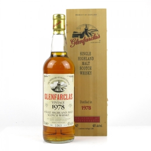 Glenfarclas 1978 20 Year Old / The Spirit of Independence
