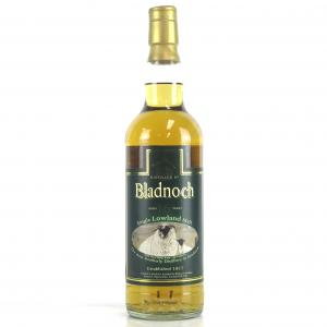 Bladnoch 16 Year Old Sheep Label