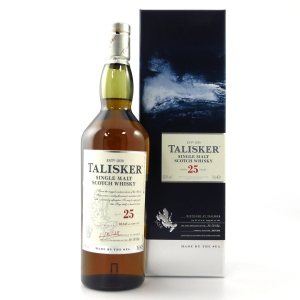 Talisker 25 Year Old 2017 Release