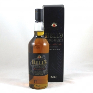 Bell's Special Reserve - Celebration of the Scottish Football League 1999-2006 Front