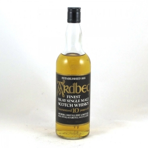 Ardbeg Guaranteed 10 Year Old (1980s) Front
