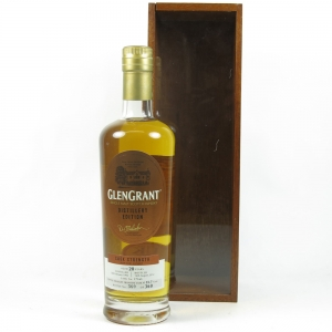 Glen Grant 1992 Distillery Edition Cask Strength 20 Year Old front