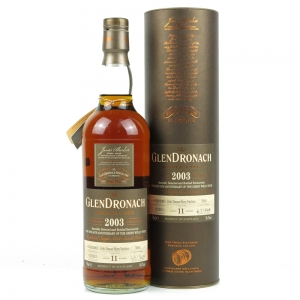 Glendronach 2003 Single Cask 11 Year Old #5691 / 50th Anniversary of the Green Welly Stop