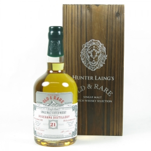 Rosebank 1992 Old & Rare 21 Year Old front