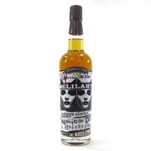 Compass Box Delilah's 25th Anniversary 75cl / US Import