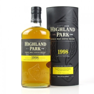 Highland Park 1998 1 Litre / Travel Retail Exclusive
