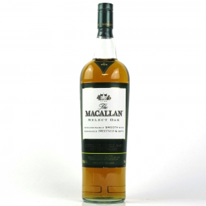 Macallan 1824 Select Oak 1 Litre