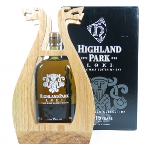 Highland Park Loki 15 Year Old front