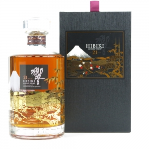Hibiki 21 Year Old Mount Fuji 2nd Edition