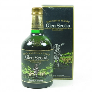 Glen Scotia 14 Year Old front