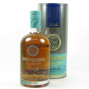 Bruichladdich 20 Year Old 2nd Edition front