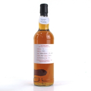 Hazelburn 2006 Duty Paid Sample 10 Year Old / Fresh Sherry Hogshead