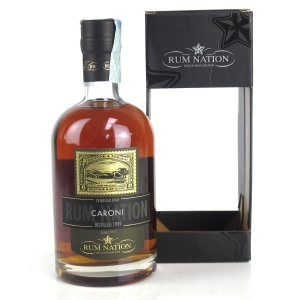 Caroni 1999 Rum Nation 2015 Release